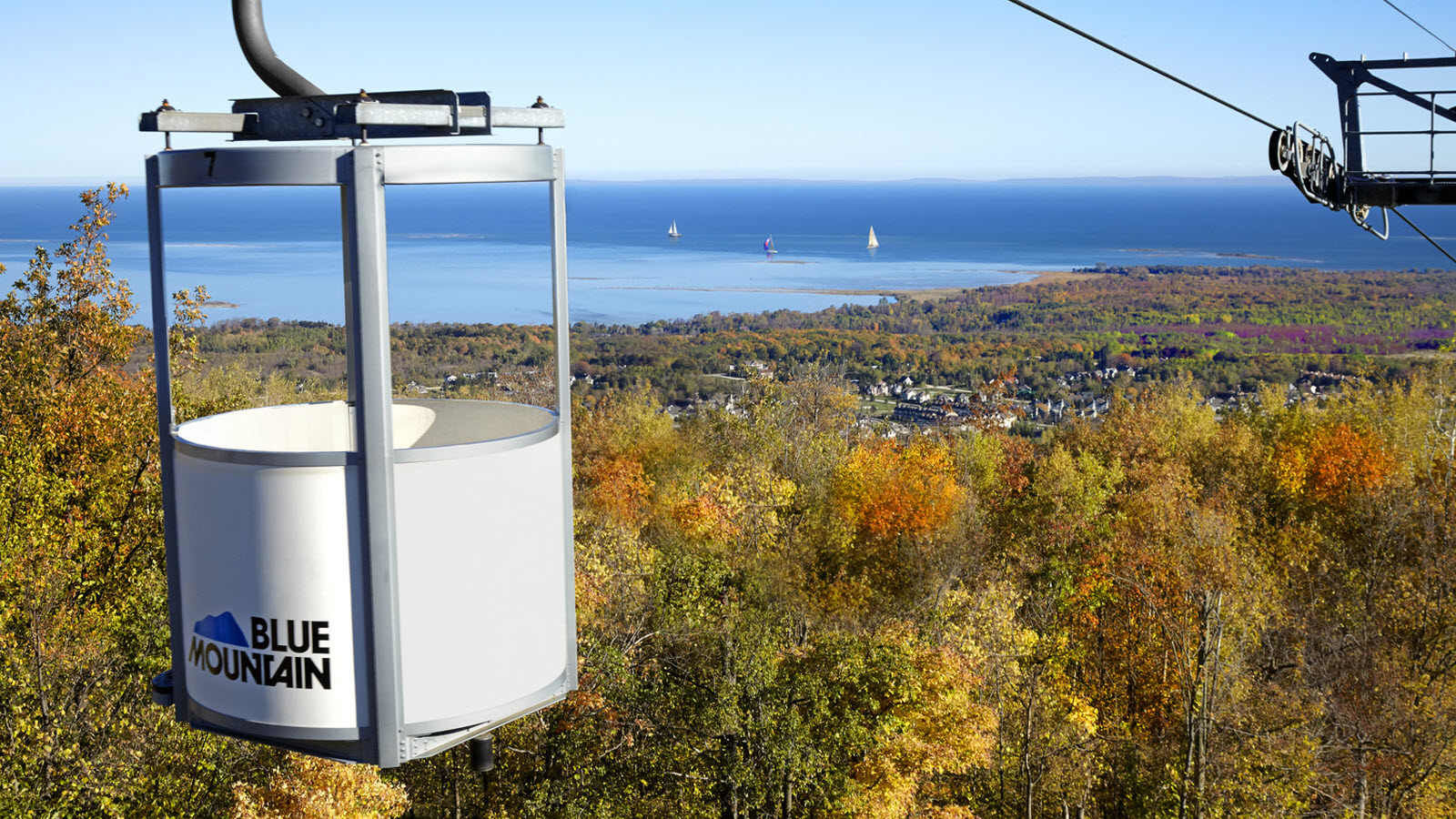Blue Mountain Fall Activities - Gondola