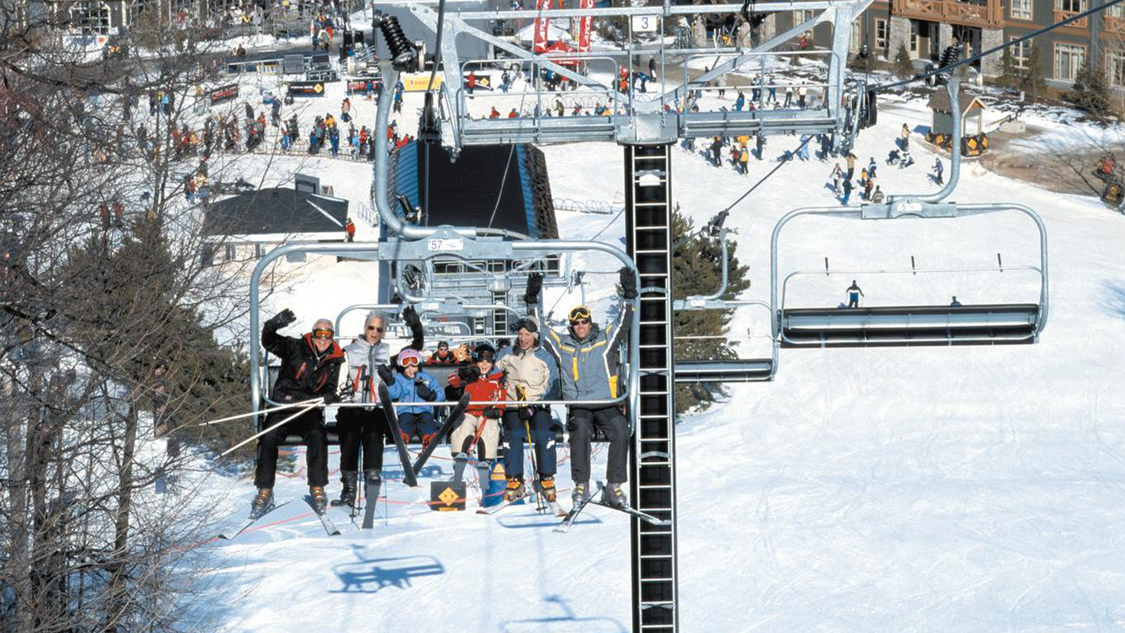 Blue Mountain Winter Group Activities