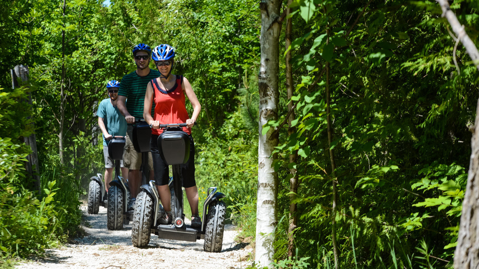 Blue Mountain Fall Activities - Segway Tours