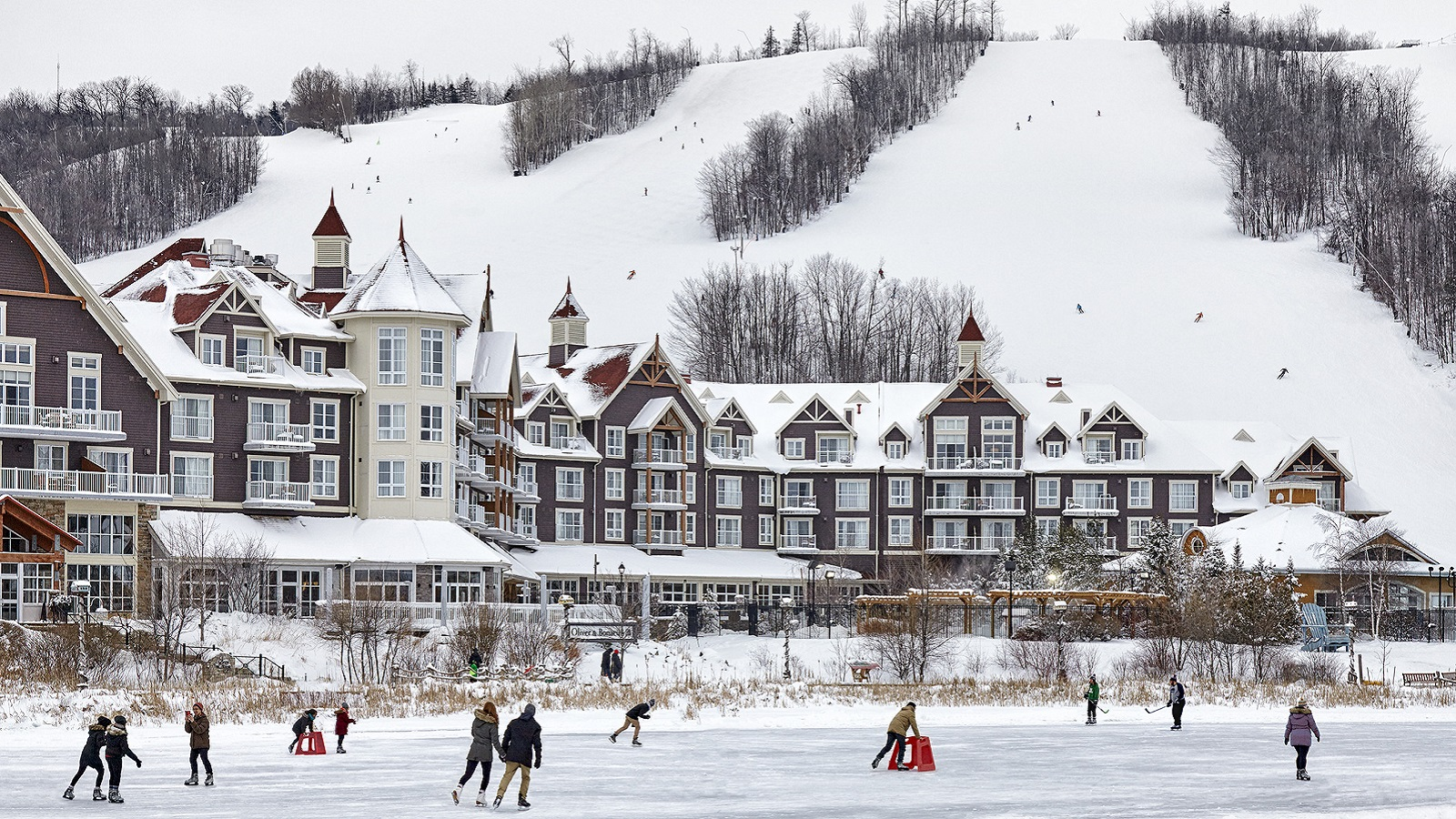 Blue Mountain Winter Activities