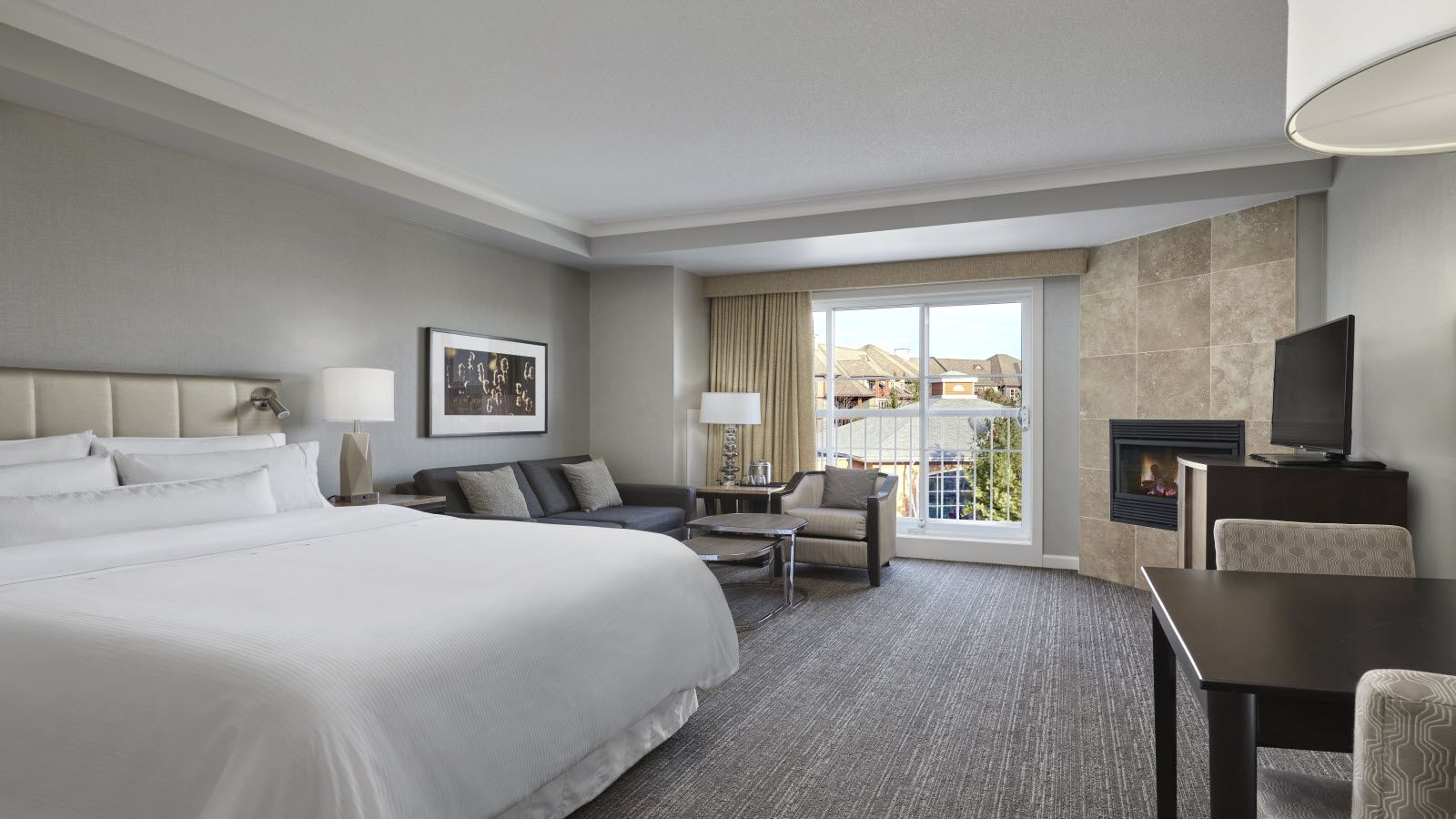 Deluxe Guest Room | The Westin Trillium House, Blue Mountain
