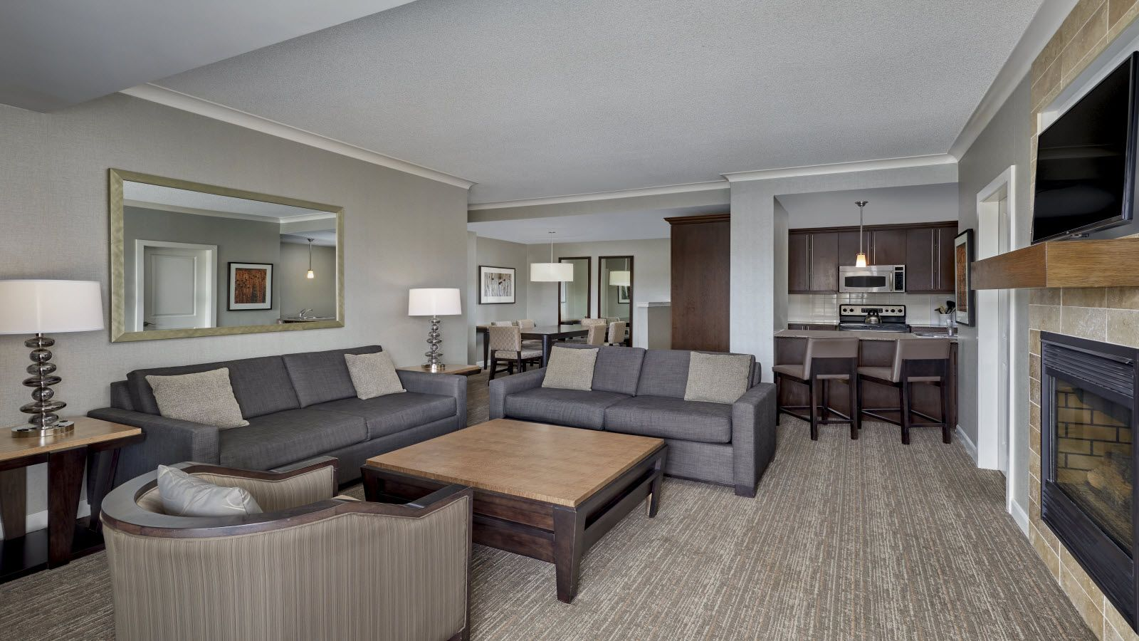 Three Bedroom and Den Suite | The Westin Trillium House, Blue Mountain