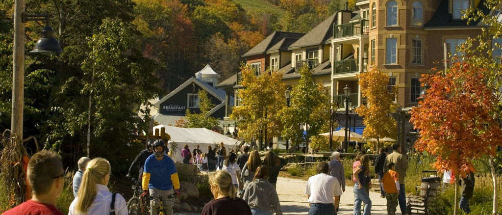 Blue Mountain Fall Events