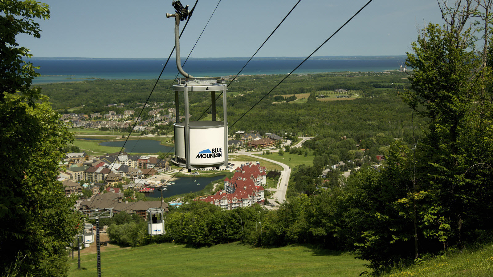 Blue Mountain Spring and Summer Activities - Yoga and Gondola