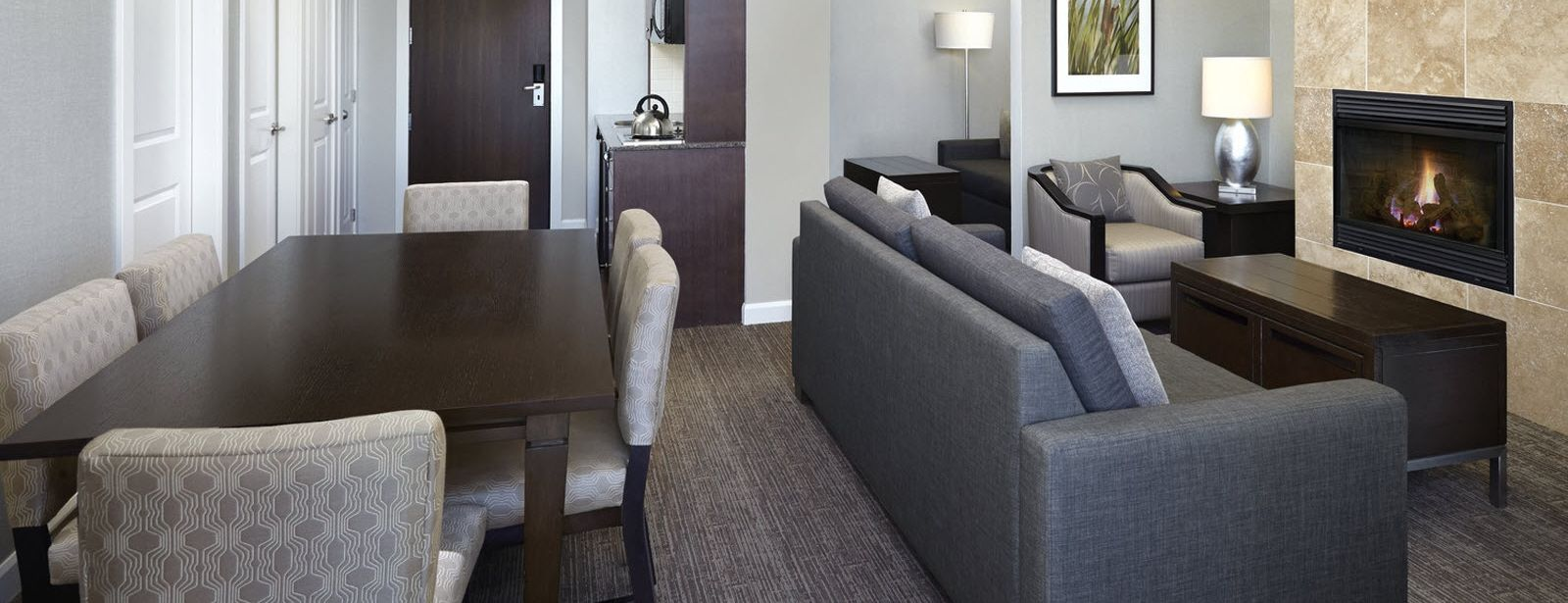 One Bedroom Suite with Den | The Westin Trillium House, Blue Mountain